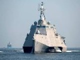 U.S. Defense Budget Allocates $3.43B For Destroyer Work