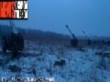Ukraine - NAF Artillery Hey Ukrops. This Is For Gorlovka