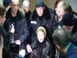Ukrainian Patriot Yulia Tymoshenko Is Released From Her Illegal Imprisonment, As Yanukovych's Dictatorship Ends Feb 22nd, '14