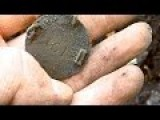 Unbelievable Medal Found Metal Detecting A WWII Training Area