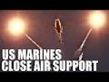 U.S. Marines UH-1Y Venom & AH-1Z Viper Insane Close Air Support - Marine Attack Helicopter Action