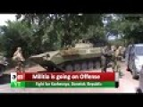 Ukraine Crisis | Militia Is Going On Offense | English Subtitles
