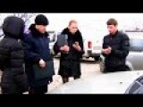Ukraine Police Blackmailing An Sand Facility