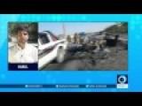 U.S. Airstrike Hits Hospital In Afghanistan