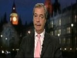 UKip's Nigel Farage: Paris Attack A Result Of A 'fifth Column' Holding Our Passports That Hate Us