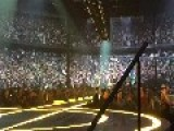U2 Guitarist Goes Over The Edge During Opening Night Of Tour
