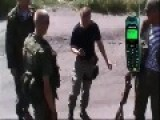 UKRAINE WAR GIFT For MOTOROLA Squad LEADER Antique MOTOROLA Cell Phone18.08.2014