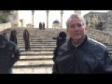 US Congressman Dennis Ross Harassed By Muslim Agitators On The Temple Mount