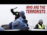 US Border Patrol Terrorizing Canadian Shoppers