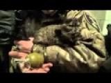 Ukraine Donetsk Airport Video Polish Mercenary