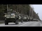 US Military- Convoy Though Germany