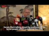US Senator Richard Black Visits Damascus And Gives A Press Briefing