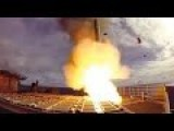 US Battleships Fire Missiles During Exercise
