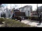 Ukraine Military Base Captured By Russians Unseen Footage