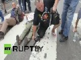 USA: Finkelstein And Several Others Arrested At Pro-Palestine Protest In NYC