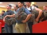United States Marine Boot Camp---The First Few Hours