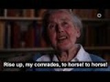 Ursula Haverbeck March 2015 Refutes Holocaust Claims