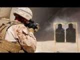 U.S. Marines Gun Range