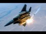 US Air Force F -15E Strike Eagle Fighter Jet Planes Slow Motion Take Offs In Awesome 1080p HD