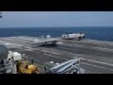 US Navy - X-47B The First Carrier-Based Operation Unmanned Combat Air Vehicle