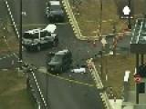 USA: Deadly Shooting As Car Rams Entrance Gate At NSA Spy Agency