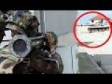 US Marines & French Army Use Famas Assault Rifles In Heavy Urban Combat Firefight Simulation