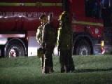 US Helicopter Crashes Off North Norfolk Coast