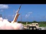 US Defense Against Aggression: Layered Missile Defense System Test