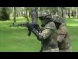 Ukraine Crisis 2014: Training Donbass Battalion Female | RAW FOOTAGE