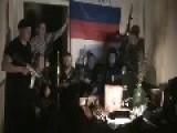 Ukraine - Pro-Russia 50 Rubles Militia Rapping Manifesto 20 04