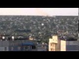 Ukraine War - New Areas Under Fire. Possible Diversion. Video Lugansk 16.07.2014