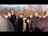 Ukraine Today: Ukrainian Army And Kremlin-backed Militants Exchange Prisoners