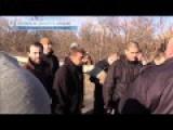 Ukraine Today: Ukrainian Army And Kremlin-backed Militants Exchange Prisoners