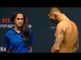UFC Weigh-ins Girl Gets Turned On