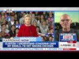 Unhinged Carville Has A Complete Meltdown Trying To Defend Corrupt Clinton