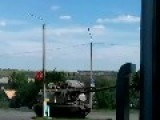 Ukrainian Troops In Donetsk