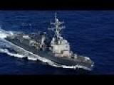 U.S. Officials : Navy Fired Warning Shots At Iranian Boat