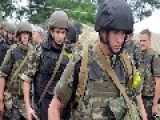 Ukraine Military Takes South East Luhansk