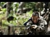 U.S. Soldiers Enter French Jungle Warfare School To Learn How To Fight, Survive & Set Up Booby Traps