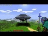 UFO Found In Minecraft