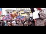 Ukraine Civil War: Moscow Rally In Support Of Novorussia