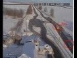 UPDATE - FULL LENGTH Volnovakha Video Shows All Impacts. 8-12 More. Totals 56-62