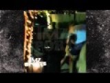 UFC Fighter Cody Gibson -- SOCKED HARD IN FACE ... In Crazy Bar Fight