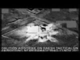 US Air Strike Targeting Islamic State Near Ramadi