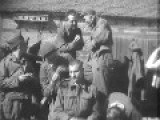 US WW2 POWs Freed By 30th Infantry Div., Colbitz, Germany, 4 14 1945 Full