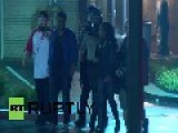 USA: Ferguson Activists Arrested After Breaking Curfew
