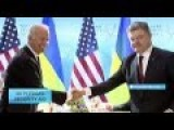 USA Pledges Additional Funds To Support Ukraine Security