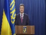 Ukraine President Dissolves Parliament, Paves Way For Early Election Published Time: August 25, 2014 18:49