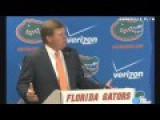 University Of Florida Introduces New Football Coach1