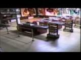 Ukraine Dictator Poroshenko's Roshen Chocolate Shop Set On Fire In Kiev 05 Jan 14